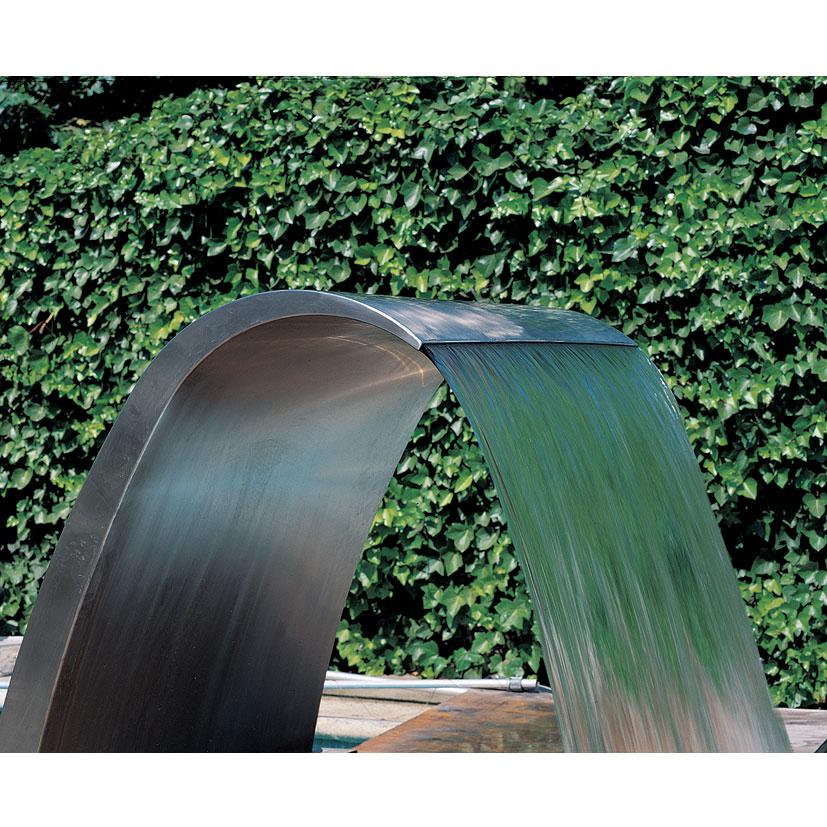 Accesorii piscina cascada de apa accesorii pentru relaxare for Accesorii piscine