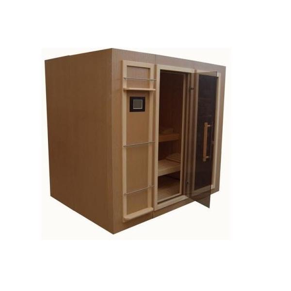 Cabina sauna style cabine sauna uscata for Cabina sauna