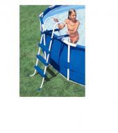Scara piscina pentru piscine supraterane