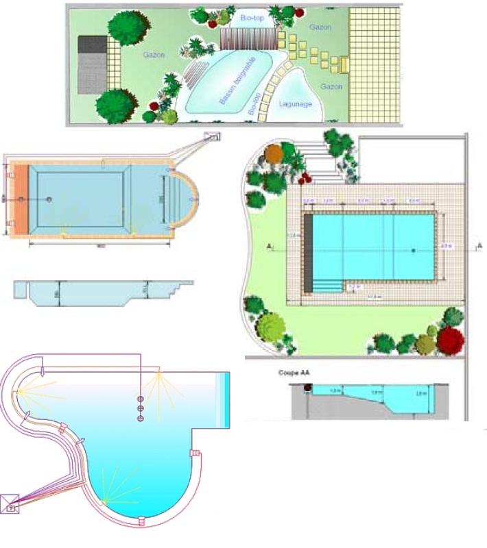 Proiectare piscine profesionala