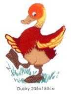 Decoratiune Ducky