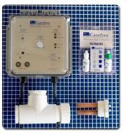 Sistem ionizare piscine pentru cu volum  intre 57 - 470 mc