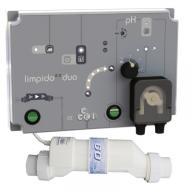 Electrolizor sare cu pompa dozare PH